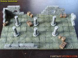 Modular Combat Arena