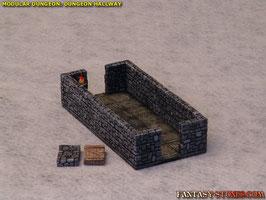 Modular Dungeon: Dungeon Hallway