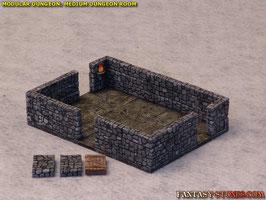 Modular Dungeon: Medium Dungeon Room