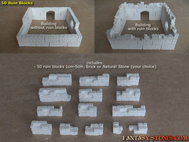 Add-On Package 50 Ruin Blocks