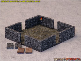 Modular Dungeon: Large Dungeon Room