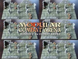 Bundle 02: 6x Modular Combat Arena