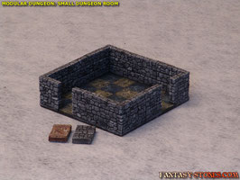 Modular Dungeon: Small Dungeon Room