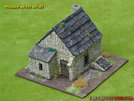 House with oriel