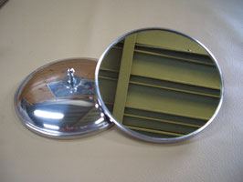 RS T-2ラウンドミラー(平面ガラス)