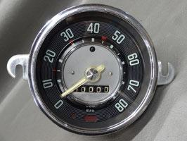 スピードメーター(TYPE-1)MPH