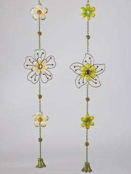 Ghirlanda con fiore + campana