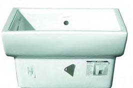 Lavatoio in ceramica DOLOMITI