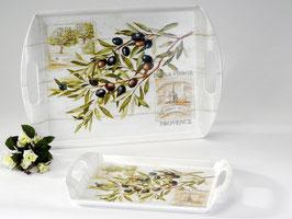 Vassoio olive