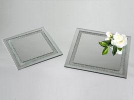 Piatto decorativo specchio