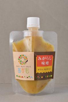 みがらし味噌【宇和島の名産品】