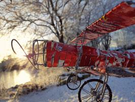 Flugzeug Henry