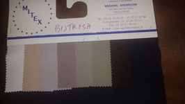tissu bi-stresh polyester
