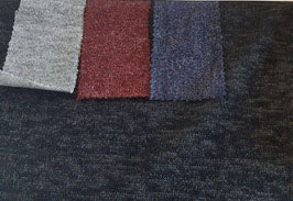 tissu jersey maille angora