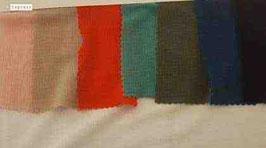 rouleaux de tissu jersey sienna