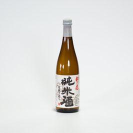 寒蔵手造り 純米酒