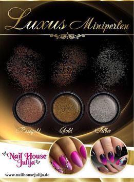 Neu! Luxus Mini Perlen in verschiedenen Farben!