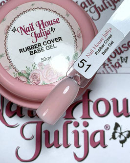 Neu! Rubber Cover Base Gel Nr.51 (Limited Edition)