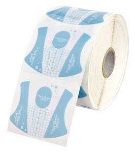 NEU! Deluxe Plastik Schablonen 'blau'
