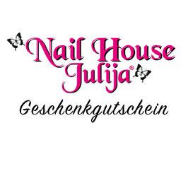 Nail House Julija Geschenkgutschein