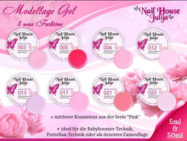 Modellelage Gel I Pink Series (Limited Edition)