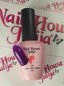 SOFIA-BELLA SHELLAC 081 12ml