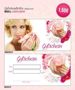 """Gutschein """"Lianaflowers"""""""
