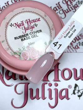 Neu! Rubber Cover Base Gel Nr.41 (Limited Edition)