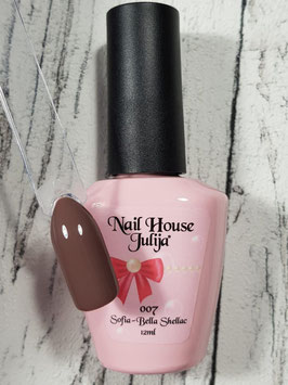 SOFIA-BELLA SHELLAC 007 12ml