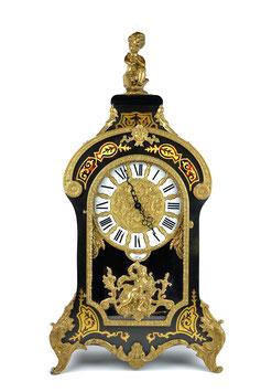 Orologio da tavolo stile Luigi XIV boulle