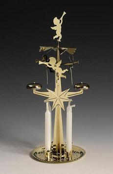 Classico Carillon campane natalizio Angeli