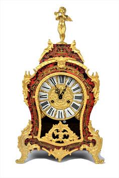 Orologio da tavolo stile Luigi XV boulle