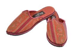 Pantofola Sabot Etro TG 39 mod redstripe
