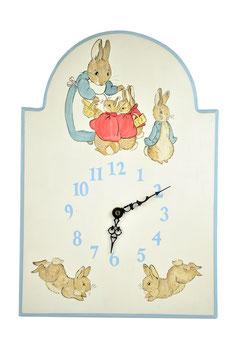 Orologio da parete Beatrix Potter