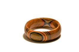 Bracciale in legno con mosaico 9