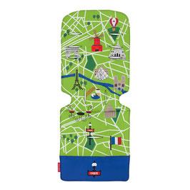 MacLaren COPRI SEDILE UNIVERSALE MOD. PARIS CITY MAP