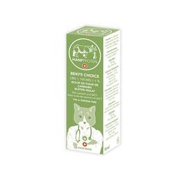 CBD-Öl für Katzen mit Lachsöl | 100mg | 10ml