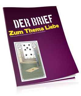 E-Book Der Brief & ....... zum Thema Liebe in allen Kombinationen