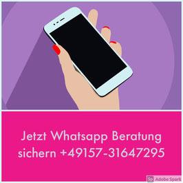 Kartenlegen online WhatsApp