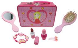 Spieleset im Koffer - Prinzessin 8tlg