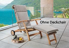 Premium Polster Auflage für Deckchair SAND Kissen Exclusiv by Destiny - Ohne Deckchair
