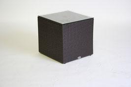 Destiny Kubus Carlos Braun Tisch ca. 45 x 45 cm Braun Lounge Beistelltisch Loungetisch Cubus