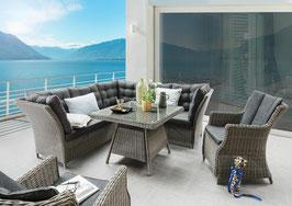Destiny Loungegruppe Palma Luna Lounge Dininglounge Sitzgruppe Sofaset