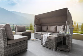 Destiny Daybed Loungegruppe Bahia Lounge Insel Loungeliege Sofaset Vario Sofainsel