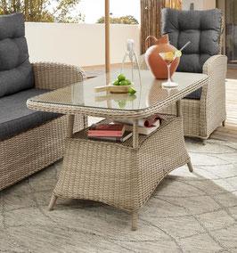 Destiny Loungetisch Merano Natur Meliert Tisch Gartentisch