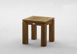 Destiny Beistelltisch Dorado Tisch 50x50 Teakholz Gartentisch Teaktisch