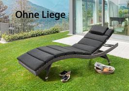 Destiny Auflage für Gartenliege Wave Liege Polster Kissen Liegenpolster - Ohne Liege