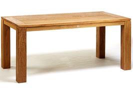 Destiny Teaktisch Dorado Tisch 165 x 90 Altes Teakholz Gartentisch Esstisch