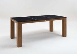 Destiny Tisch Dorado System 180 x 90 Teaktisch Granit Platten Gartentisch