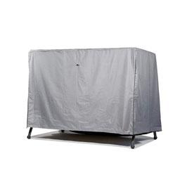 Premium Schutzhülle für Gartenschaukel Hollywoodschaukel Schutzhaube Hülle Haube Grau Breite max. 220 cm